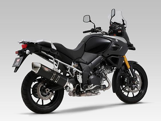 Suzuki V Strom Exhaust