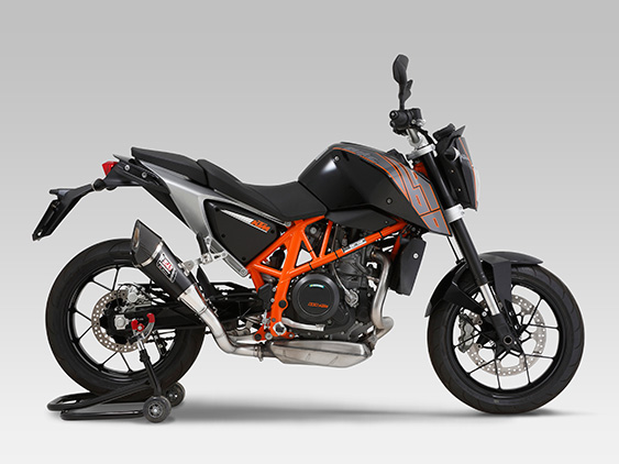 yoshimura auspuff ktm 690 duke. Black Bedroom Furniture Sets. Home Design Ideas