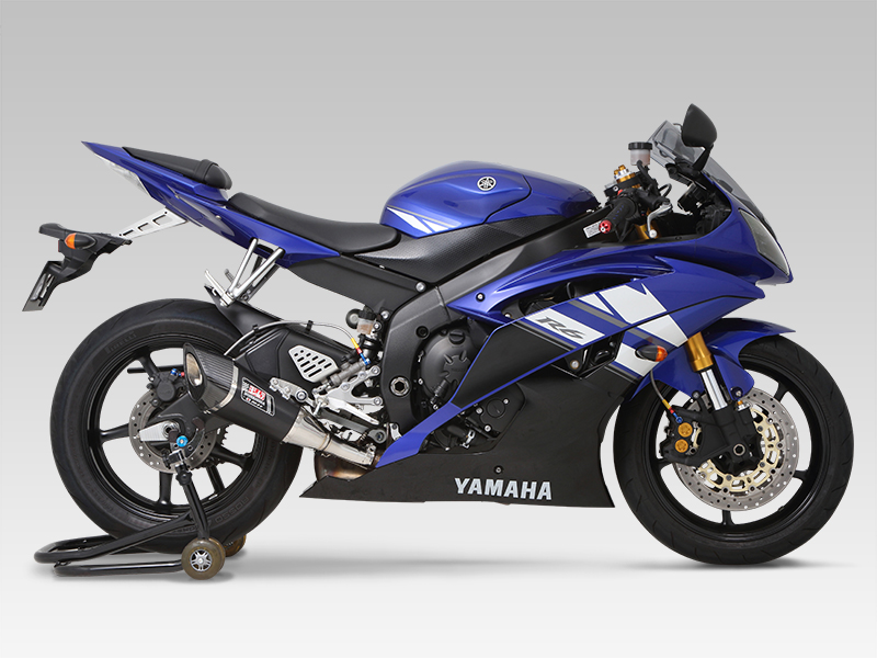 yoshimura auspuff yamaha yzf r6. Black Bedroom Furniture Sets. Home Design Ideas